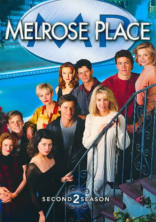 MELROSE PLACE:SECOND SEASON BY MELROSE PLACE (DVD)